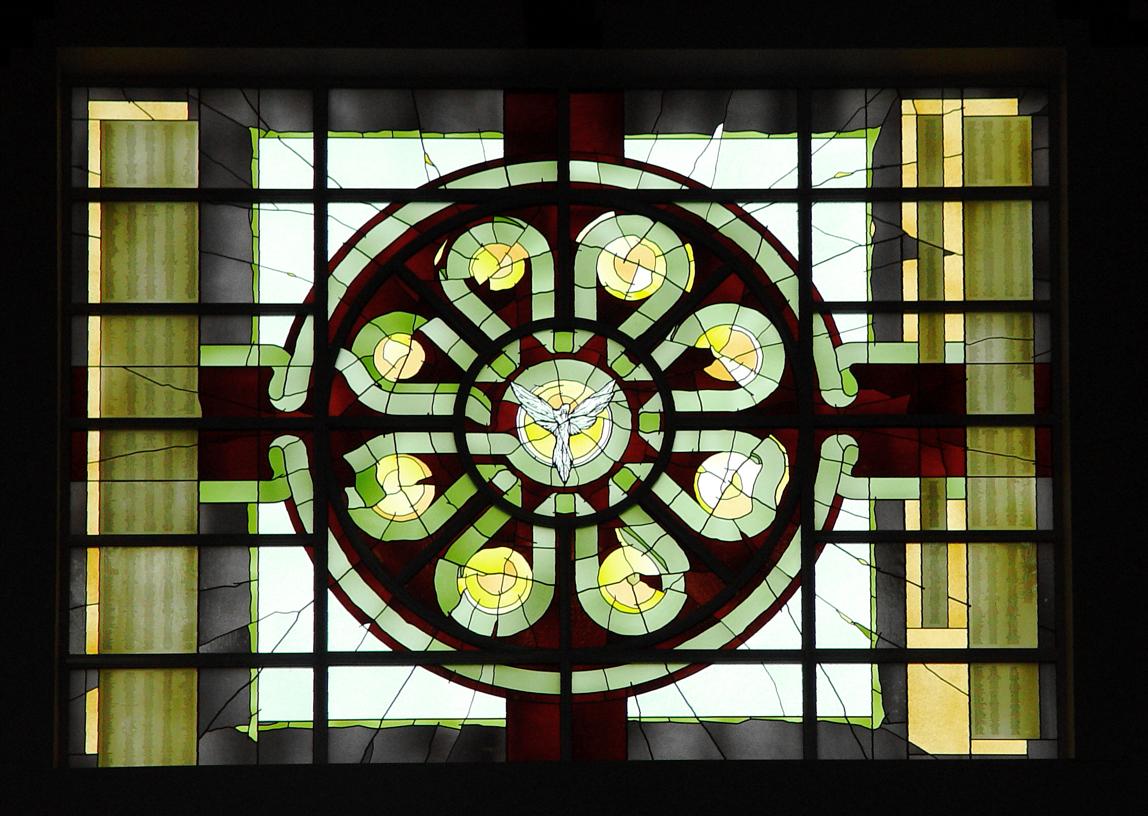 J Piercey Studios Stained Glass Religious Art Church